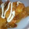 えびと玉ねぎのチリ・マヨソース