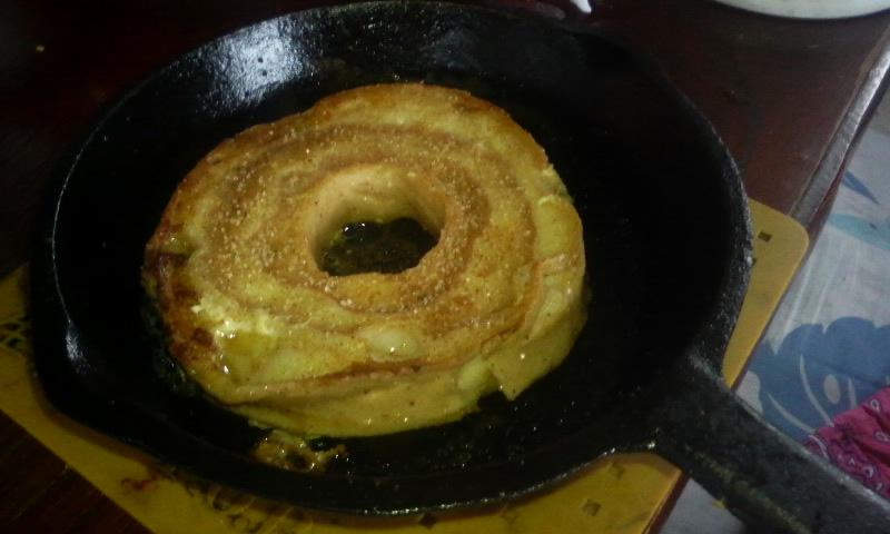 和食の食材で!「麩」レンチ・トースト♪