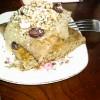 アメリカンカントリーな朝ご飯♪そば粉のパンケーキ